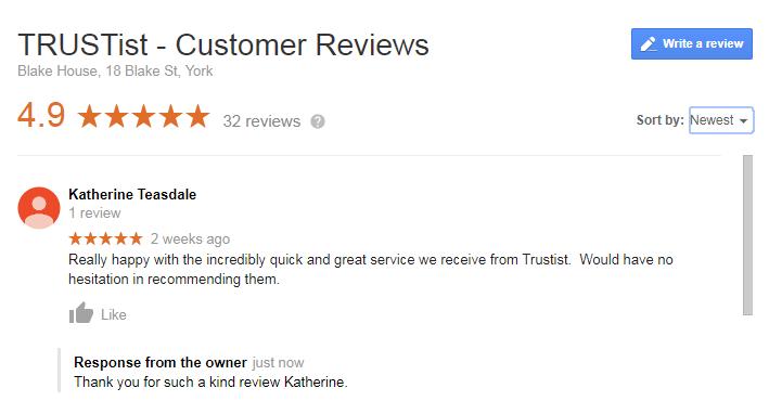google-review-response