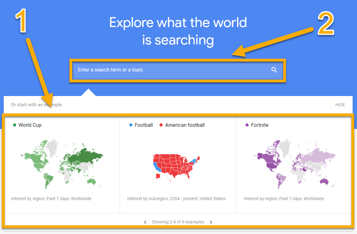 google-trends-home-page